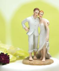 7101 Tropical Paradise Cake Topper