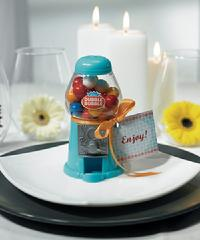 8557-Gumball Dispenser Favour $3.48 each