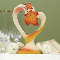 10019 Simply Autumn Cake Topper