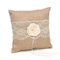 25221 Rustic Country Ring Pillow