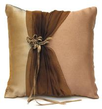 6134 Bronze Elegance Ring Pillow