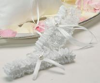 7160 Sweet Art Bridal Garter Set