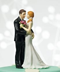 9006 My Main Squeeze Cake Topper