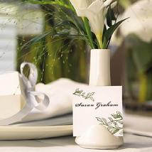 8117 Vase Place Card Holder