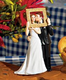 9012 Picture Perfect Cake Topper