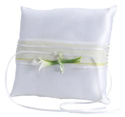 1645 - Calla Lily #1 Ring Pillow $39.98