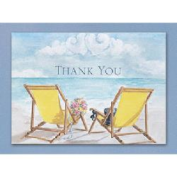 23564 Seaside Jewels Thank You Cards