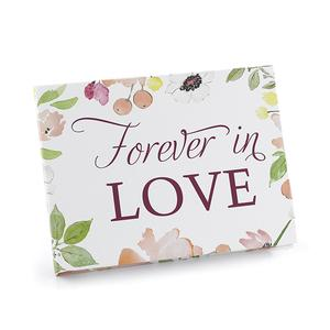 34631 Floral Forever in Love Guest Book