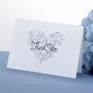 50349 Heartfelt Thank You Cards