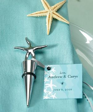 8402-Starfish Wine Stopper $3.18