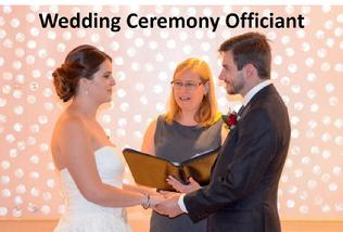 Wedding Ceremony Officiant